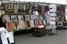 The Picture Stall at Sheringham