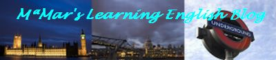 MªMar's Learning English blog