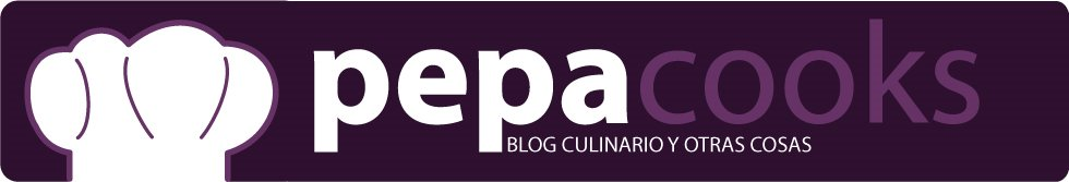 pepa cooks. recetas de cocina paso a paso