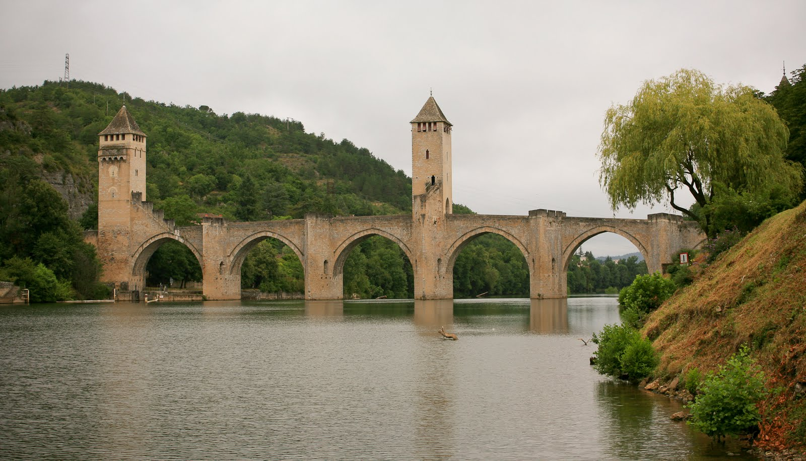 pont fortifie