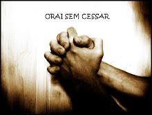 { Uma oração pode mudar TUDO }