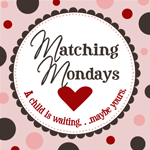 View All Matching Mondays Waiting Children.