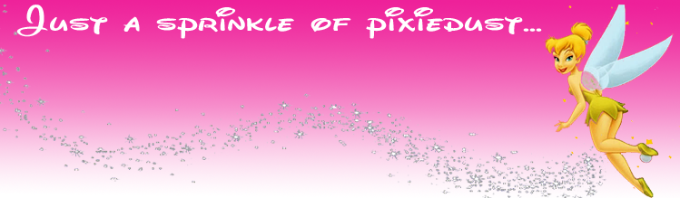 Just a Sprinkle of Pixiedust...