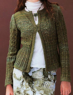 Free Knitting Pattern For A Jacket : Free Knitting Patterns: Jacket 12