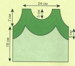 Как сшить прямоугольную сумку  выкройки 187