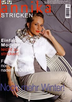 Zip Zap Annika stricken Ausgabe 20 2010