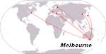 Where's Melbourne