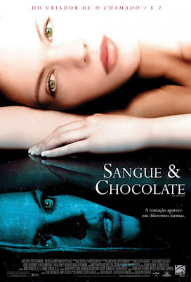 Filme Poster Sangue & Chocolate DVDRip RMVB Legendado