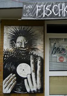 Fischkopf Punkvinyl, Karolinenviertel
