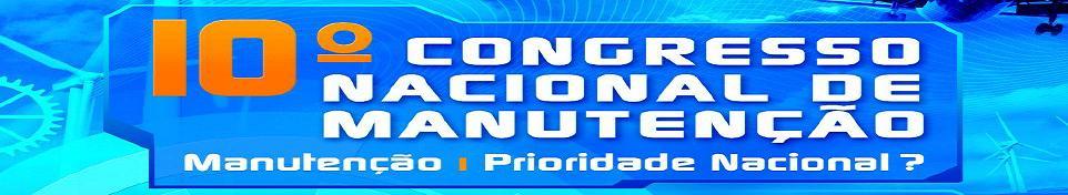 10.º Congresso Nacional de Manutenção
