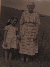Me and My Grandmother (ca 1949)