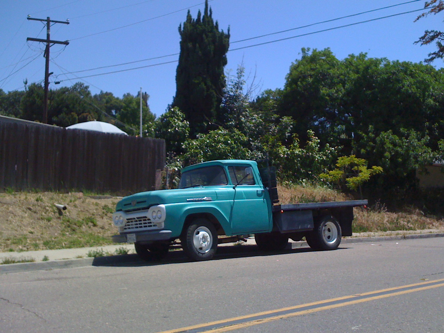 1994 Ford F350 Flat Bed Dually 1 Ton Sold