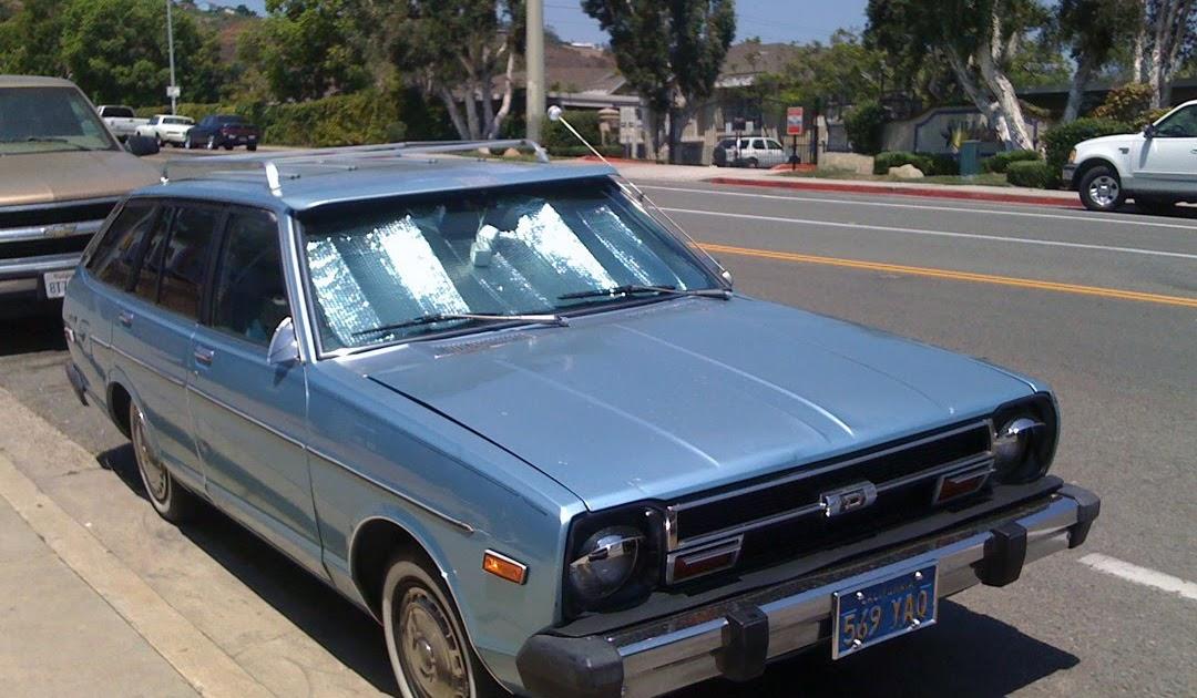 THE STREET PEEP: 1979 Datsun 210