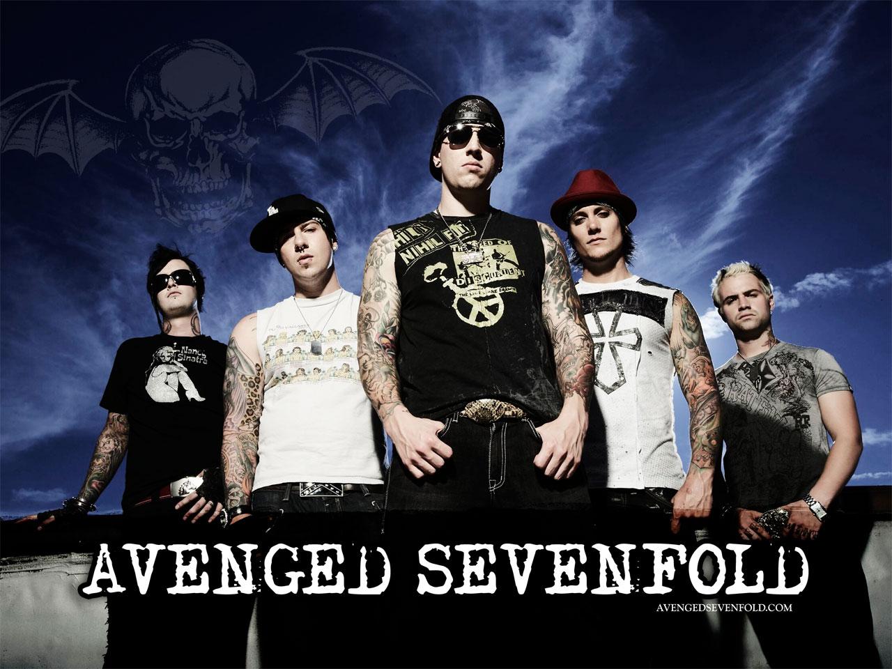 wallpaper avenged sevenfold