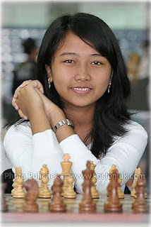 Irene Kharisma Indonesian chess player
