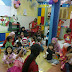 Aishah's 1st day at school