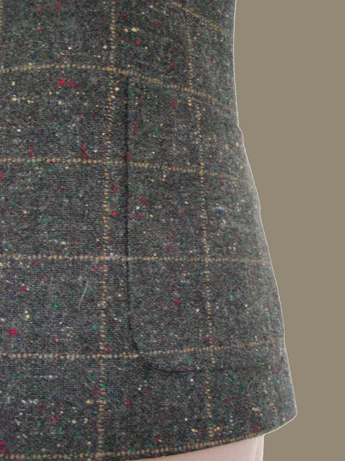 Pro Sew: Bluff-stitching a Patch Pocket.
