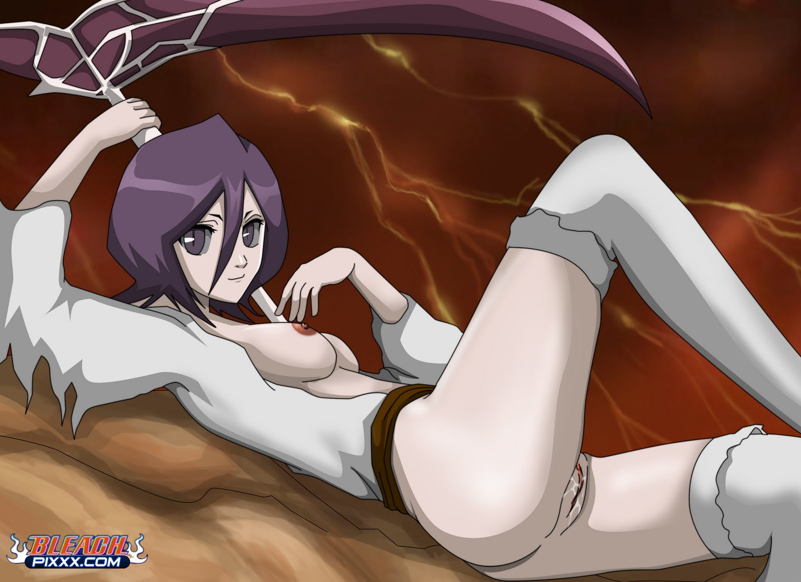 dark rukia All the nude pics above are just low quality samples.