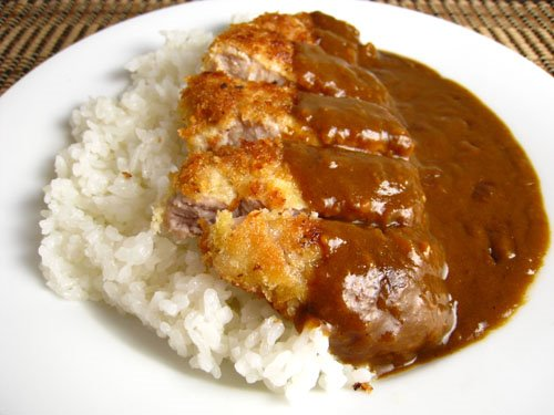 Katsu Kar? (Pork Cutlet with Curry Sauce)