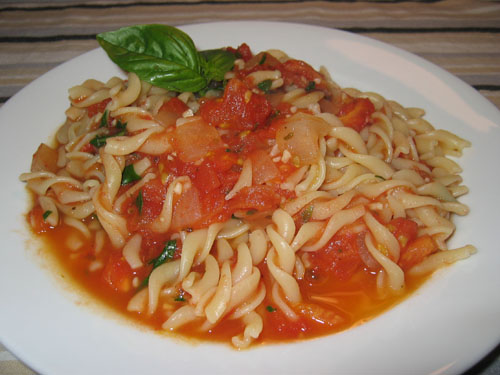 Fresh Tomato Sauce