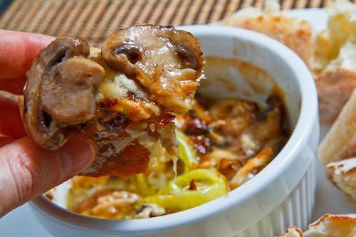 Mushroom Bouyiourdi