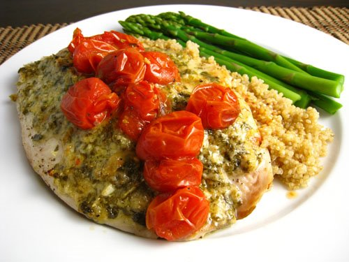 Recipes with tilapia
