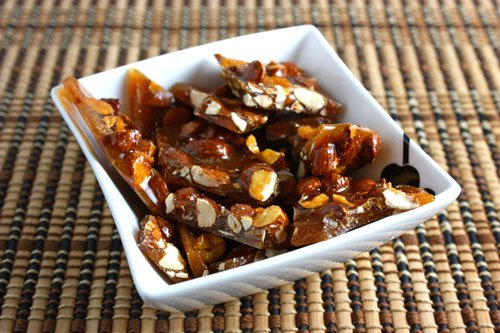 Almond Praline
