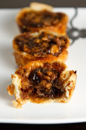 Maple Butter Tarts on Closet Cooking