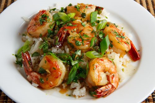 Vietnamese Caramel Shrimp (Tom Rim)