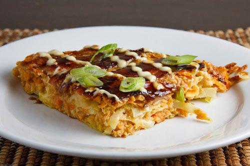 cookingtipcenter: Okonomiyaki (Japanese Pancake)