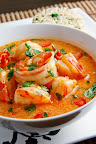Singapore Chili Prawns