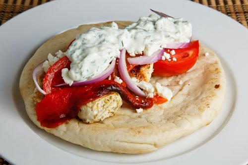 Chicken Souvlaki and Gyros on Closet Cooking