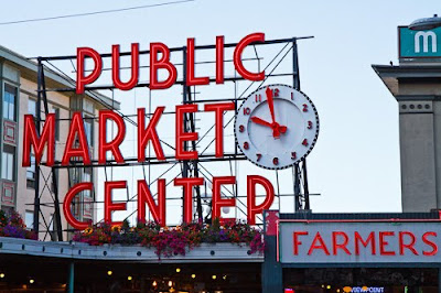 Pike Market