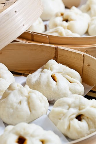 Char Siu Bao (Chinese BBQ Pork Buns)