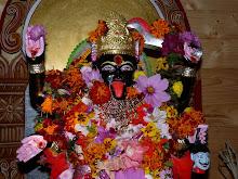Puja et inauguration du temple de Kali