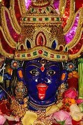 Celebration de Navaratri, 7eme, 8eme, 9eme jours