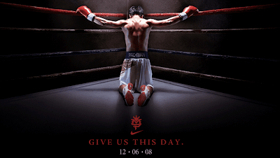 nike give us this day ad