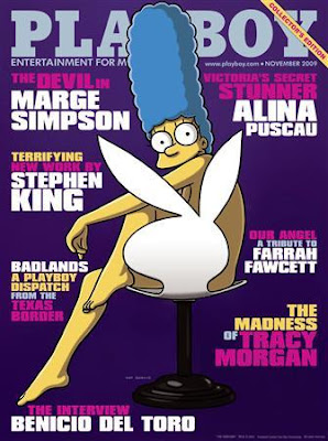 margie simpson on playboy