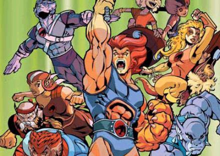 Thundercats on 80 S Warp Back  Usapang Cartoons