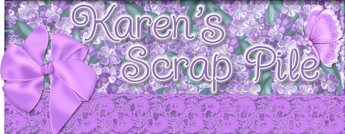 Karen's Scrap Pile