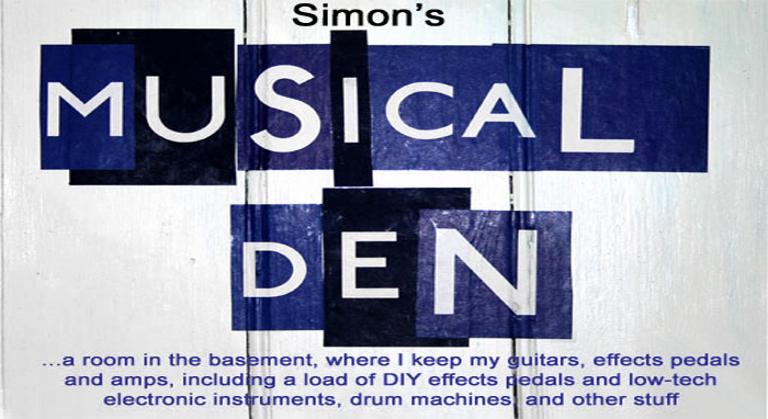 Simon's Musical Den