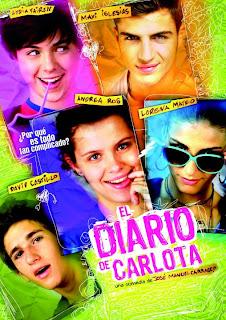 El diario de Carlota (2010) Español Latino