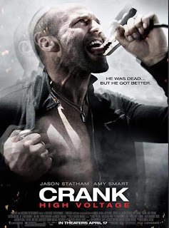 Crank: Alto voltaje (Crank: High voltage) (2009) Español Latino