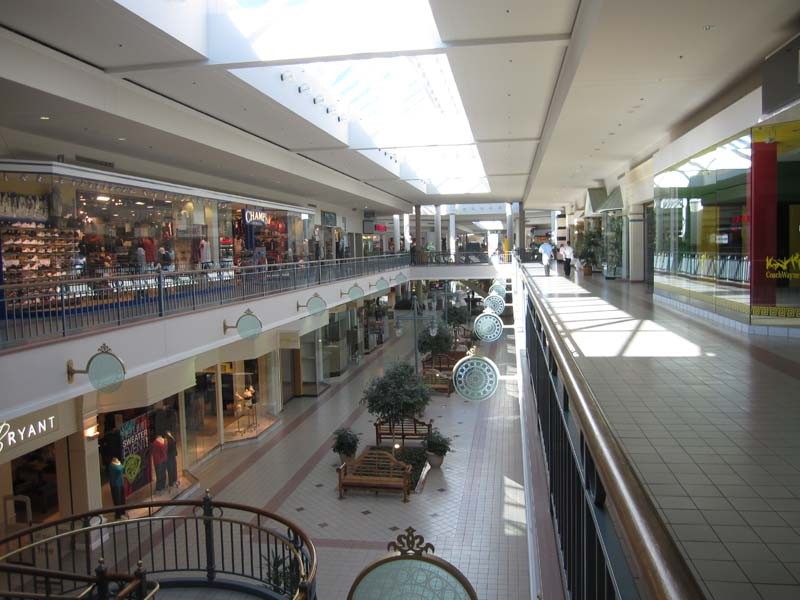 Sky City Retail History Savannah Mall Revisited