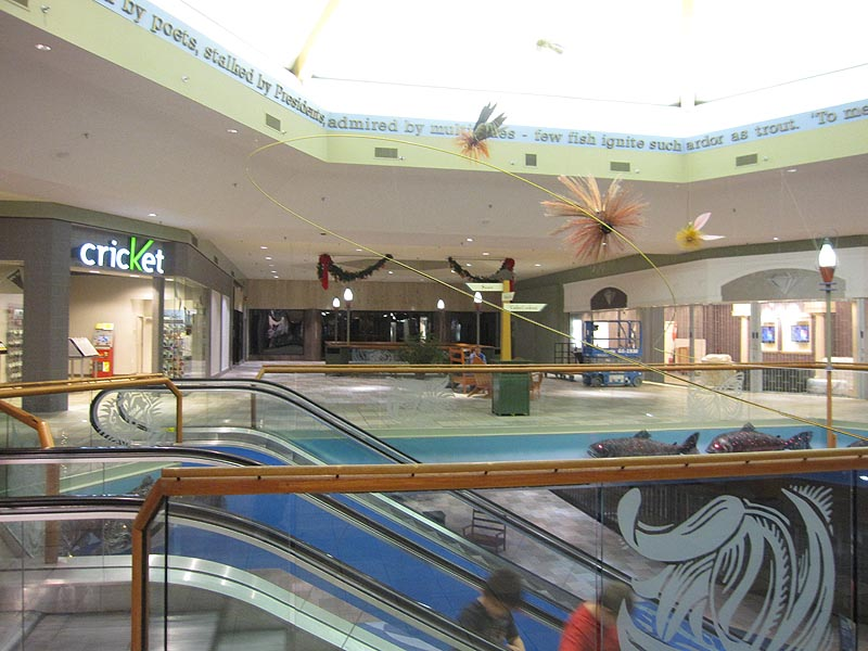 Sky City: Retail History: Knoxville Center/East Towne Mall ...