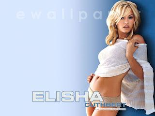 Elisha Cuthbert Wallpaper