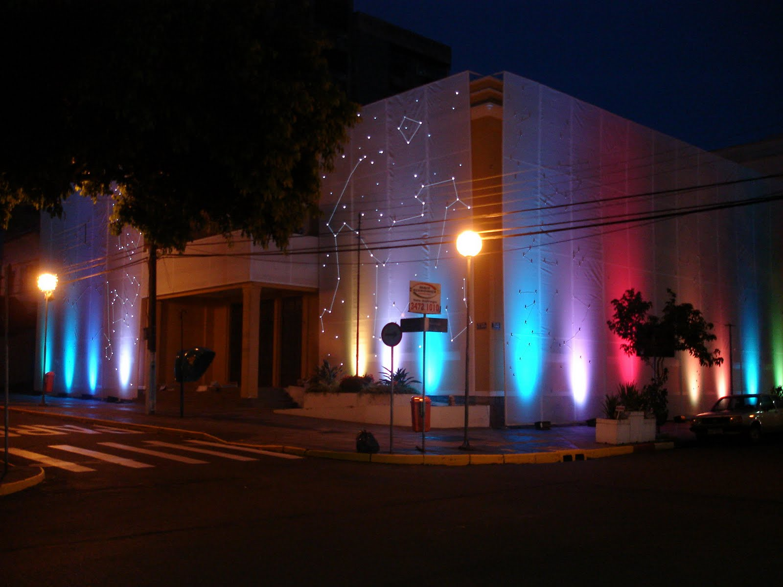 Bem-vindo a Claraluz! A nossa expertise é a Iluminação