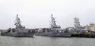 Cyclone-class patrol vessels