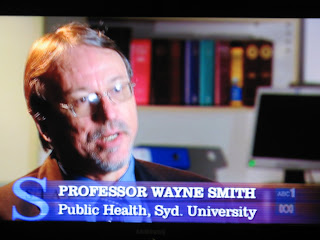 Wayne Smith, public health, Sydney Uni