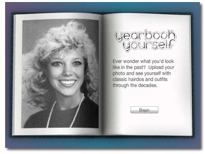 Yearbook Yourself, Photo Morphing